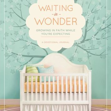 Waiting in Wonder: Growing in Faith While You're Expecting Hardcover – April 15, 2013