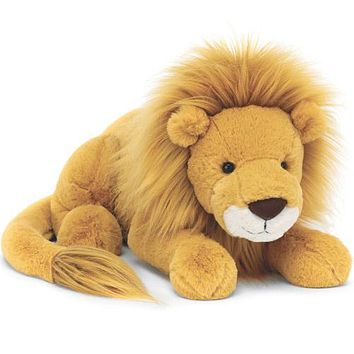 Louie Lion by Jellycat