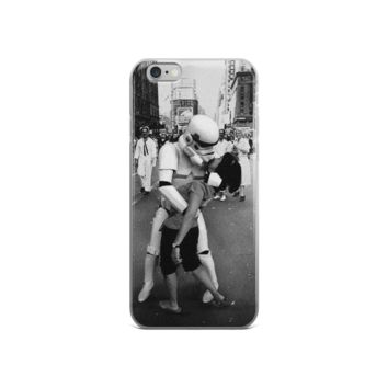 Stormtrooper Kiss Apple iPhone 6/6s Case