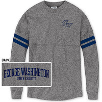 George Washington University Colonials Women's Ra Ra T-Shirt
