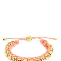 Multi Stone Friendship Bracelet by Juicy Couture