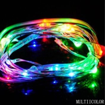 LED Starry String Lights