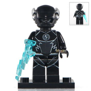 Single Sale XH562 Black Flash Lobo Scarecrow DC Super Hero Legends of Tomorrow Building Blocks Bricks Kids DIY Toys X0153
