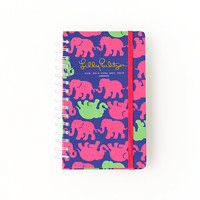 Lilly Pulitzer Medium Agenda - Tusk In Sun