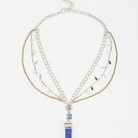 ASOS Shard Choker Necklace