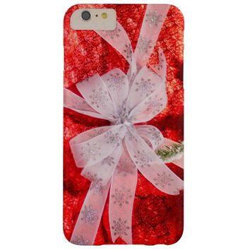 Christmas Gift Barely There iPhone 6 Plus Case