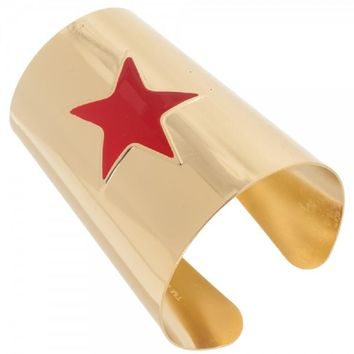 Wonder Woman Gold Bracers