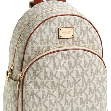 MICHAEL Michael Kors 'Large' Backpack