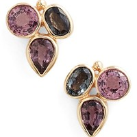 Anzie 'Bouquet' Semiprecious Stone Cluster Earrings | Nordstrom