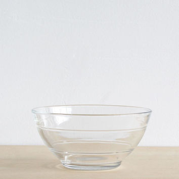 Duralex Glass Bowl | Lys Parisian