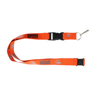 Cleveland Browns Lanyard - Orange