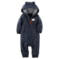 Carter's Bear Coverall - Baby Boy, Size: