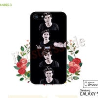 5 seconds of summer Phone Cases, iPhone 5/5S/5C Case, iPhone 4/4S Case, S3 S4 S5 Note 2 Note 3 Ashton Irwin -A065-3