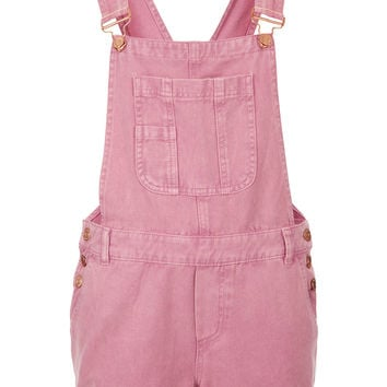 MOTO Dusty Purple Dungarees - New In This Week - New In - Topshop
