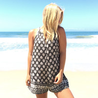 Luminous Day Romper