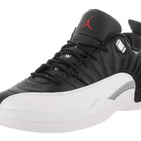 Jordan Nike Men's Air 12 Retro Low Basketball Shoe