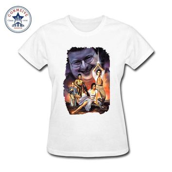 2017 Seinfeld Wars High Quality Cotton funny t shirt women