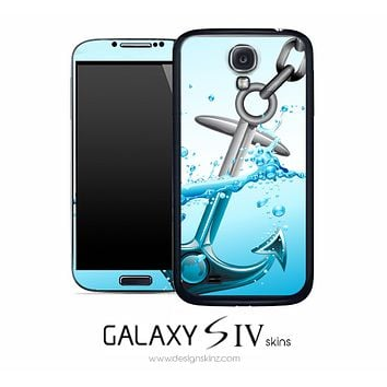 Anchor Splash Skin for the Galaxy S4