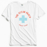 Project Aloha Ocean Heals Tee | Urban Outfitters