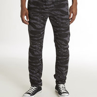 Ami Camo Fitted Jogger