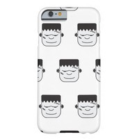 Frankenstein heads Halloween Barely There iPhone 6 Case