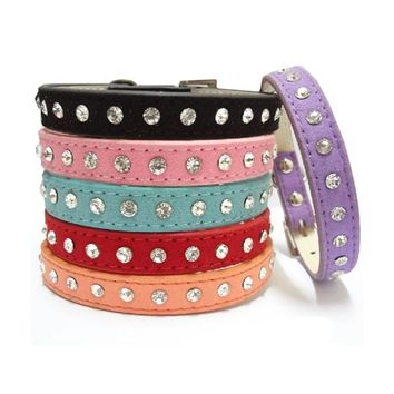 Sammie Fabulous Apparels Bling Pet Collar (Dog/Cat) from China
