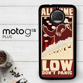 All Time Low Logo Y0296  Motorola Moto G5S Plus Case