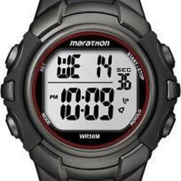 Timex Mens Marathon Sport Grey Digital Sport Watch