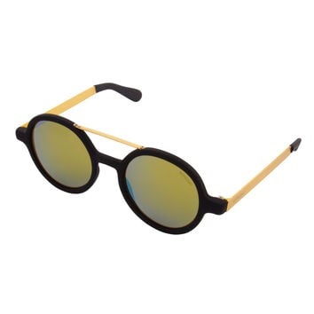 Komono Metal Series Vivien Sunglasses Black Gold
