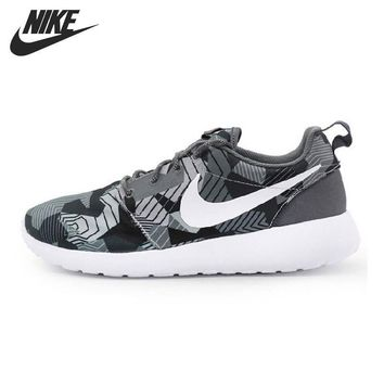 PEAPON Original New Arrival  NIKE ROSHE ONE PRINT  Men's Printed Running Shoes Sneakers