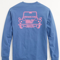Vineyard Vines - Whale Moke Pocket Long Sleeve