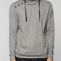 Urban Outfitters - The Narrows Asymmetrical Pullover Hoodie Sweatshirt