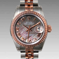 Rolex Lady Datejust Ladies Self Winding Watch 179171BMRJ