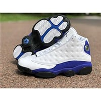 Air Jordan 13 Retro White/Royal 414571-117