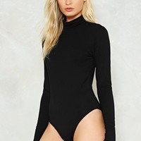 What In the Neck Bodysuit