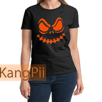 pumpkin carving - High Quality T-shirt men and women