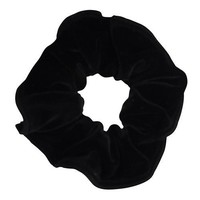 Obersee Hair Tie - Black Velvet