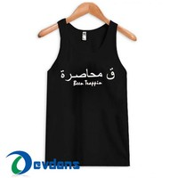 Been Trappin Arabic Tank Top Men And Women Size S to 3XL