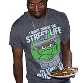 Oscar the Grouch Street Life Shirt
