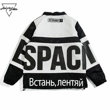 AE Space jacket