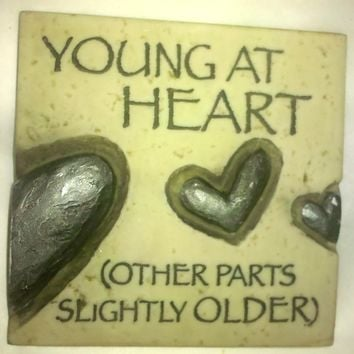 Stone Magnets- Young At Heart (Other Parts Slightly Older)