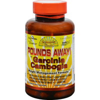 Dynamic Health Pounds Away Garcinia Cambogia - 90 Vegetarian Capsules