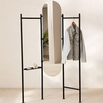 Vala Mirror Storage Rack | Urban Outfitters