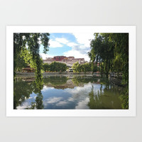 Potala Palace Tibet Art Print by Color and Color