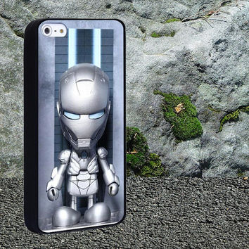 IronMan Cosbaby Case for iPhone 4/4s,iPhone 5/5s/5c,Samsung Galaxy S3/s4 plastic & Rubber case, iPhone Cover
