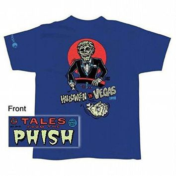 PEAPGQ9 Phish - Halloween '98 Adult T-Shirt