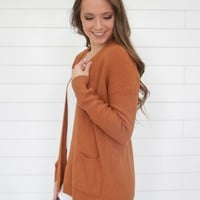 Easy As Pie Cardigan