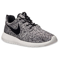 Men's Nike Roshe Run Graphic Premium Casual Shoes