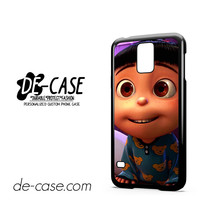 Cute Despicable Me Agnes For Samsung Galaxy S5 Case Phone Case Gift Present