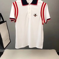 NEW 100% Authentic gucci 2018ss fashion polo shirt  ※009